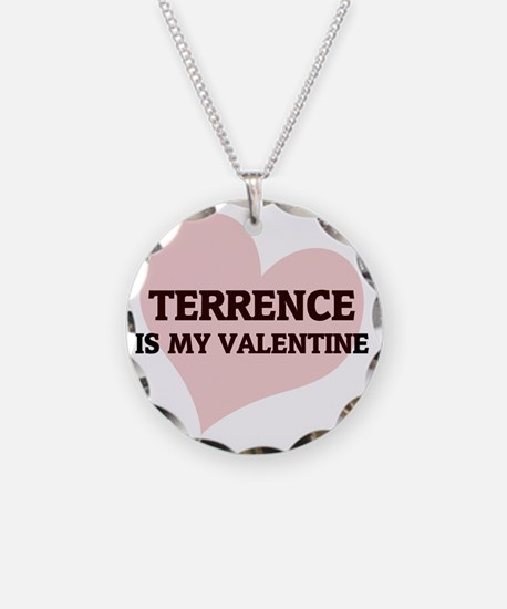 TERRENCE Necklace Circle Charm