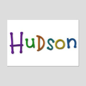 Hudson Play Clay Mini Poster Print