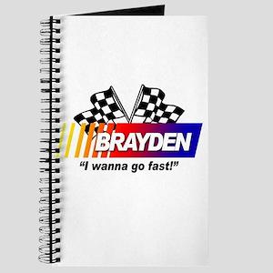 Racing - Brayden Journal