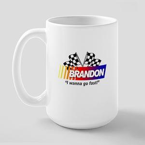 Racing - Brandon Large Mug