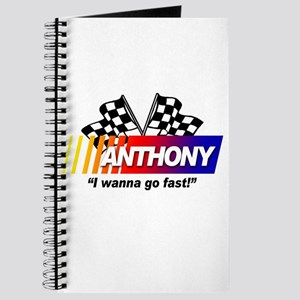 Racing - Anthony Journal