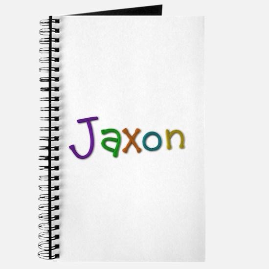 Jaxon Play Clay Journal