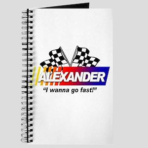 Racing - Alexander Journal