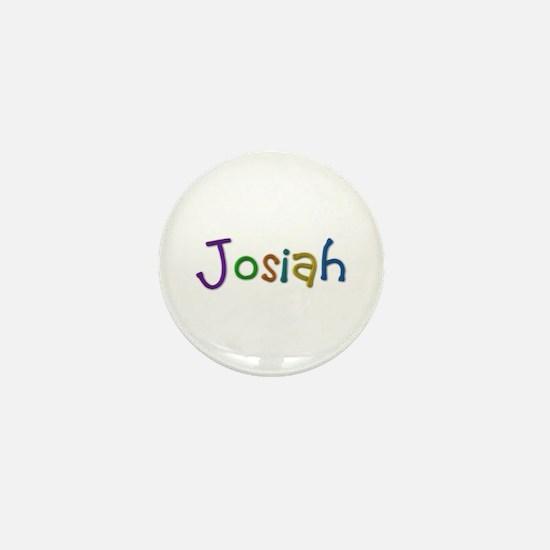 Josiah Play Clay Mini Button