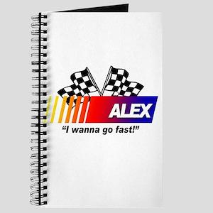 Racing - Alex Journal