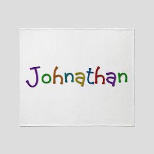 Johnathan Play Clay Throw Blanket