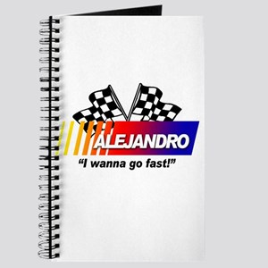 Racing - Alejandro Journal