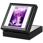 'Moon Goddess' Keepsake Box