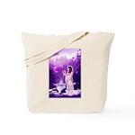 'Moon Goddess' Tote Bag