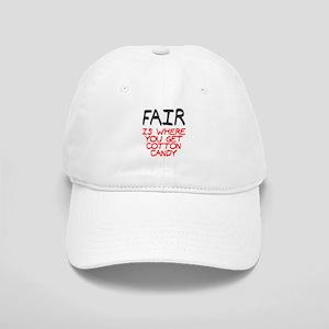 Fair is cotton candy Cap