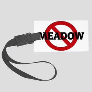 MEADOW Large Luggage Tag