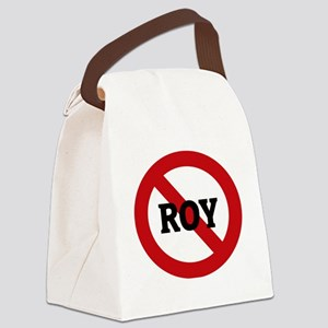 ROY Canvas Lunch Bag