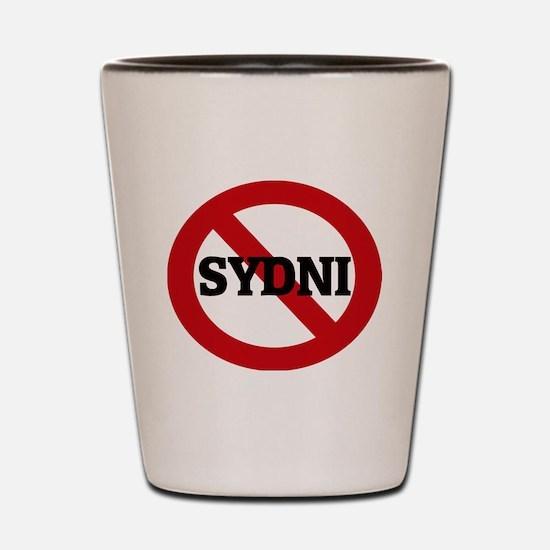 SYDNI Shot Glass