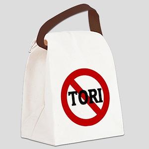 TORI Canvas Lunch Bag