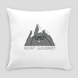 Nerd Mount Cleverest Everyday Pillow