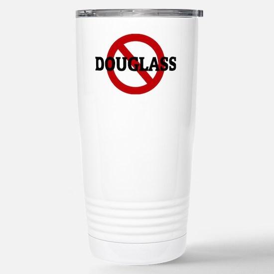 DOUGLASS Stainless Steel Travel Mug