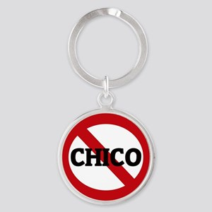CHICO Round Keychain