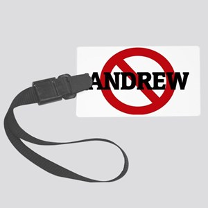 ANDREW Large Luggage Tag