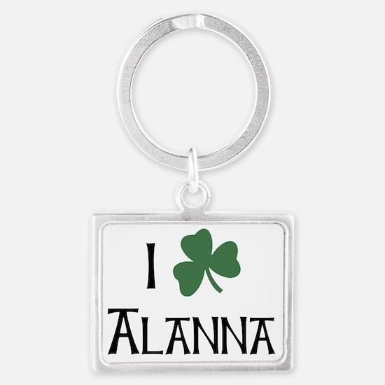 shams__Alanna_A Landscape Keychain