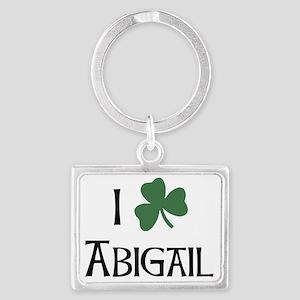shams__Abigail_A Landscape Keychain