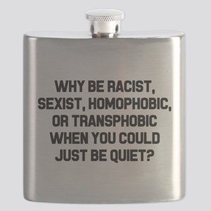 Why Be Racist? Flask