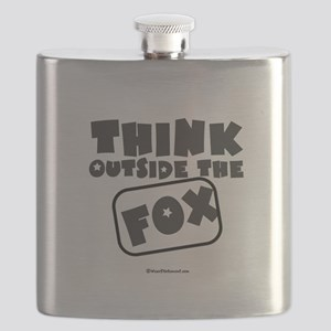 Think Outside The Fox Flask