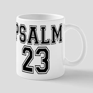 Psalm 23 Bible Verse Mug