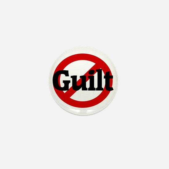 Guilt Mini Button