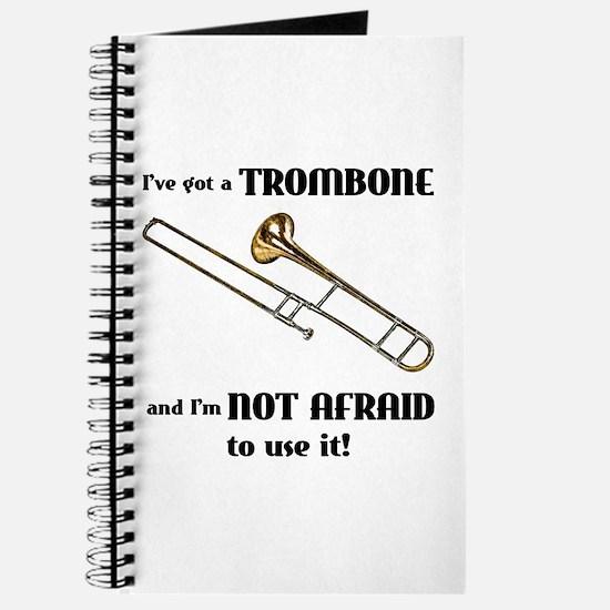 I've Got A Trombone Journal