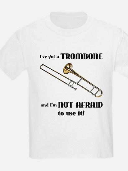 I've Got A Trombone Kids T-Shirt