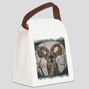 10x10 Canvas Lunch Bag