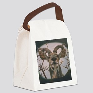 pillow Canvas Lunch Bag