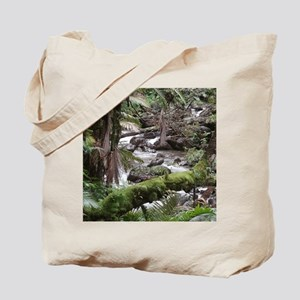 Rainforest Stream Tote Bag