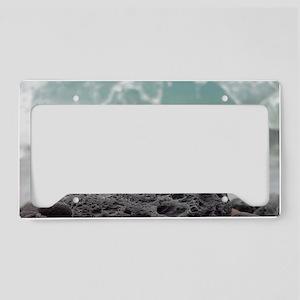Ocean Serenity License Plate Holder