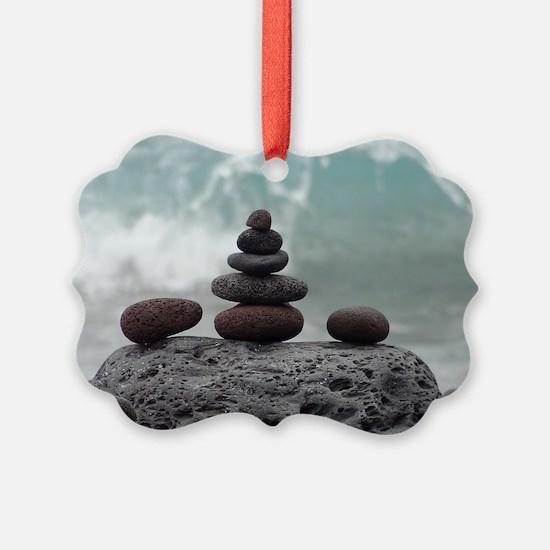 Ocean Serenity Ornament