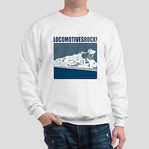 Locomotives Rock! Sweatshirt