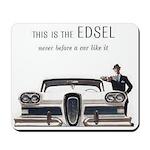 1958 Edsel Mousepad