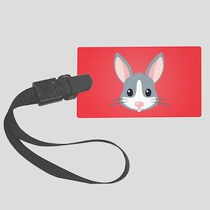 Rabbit Large Luggage Tag