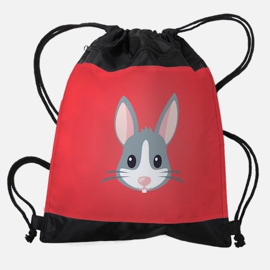 Rabbit Drawstring Bag