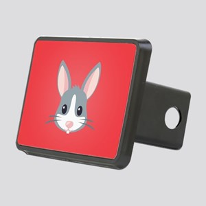 Rabbit Rectangular Hitch Cover