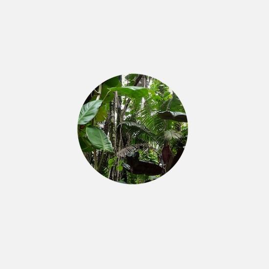 Rainforest01 Mini Button
