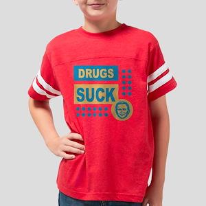 drugbag Youth Football Shirt