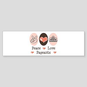 PageantsPL Bumper Sticker