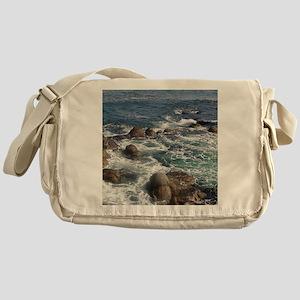 California Ocean 01 Messenger Bag