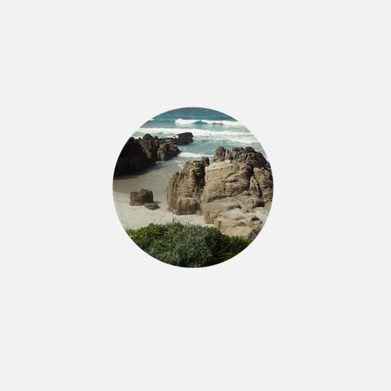 California Ocean 03 Mini Button