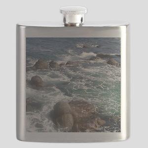 California Ocean 01 Flask