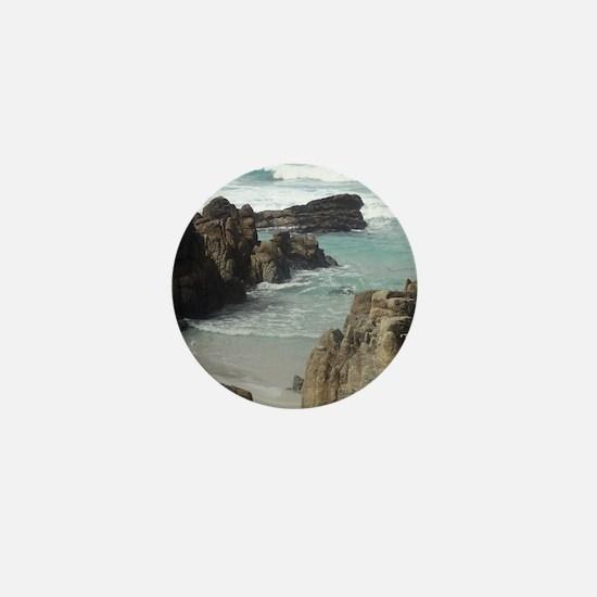 California Ocean 05 Mini Button