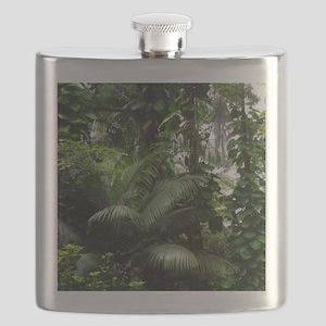 Tropical Rainforest Flask