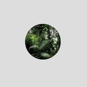 Tropical Rainforest Mini Button