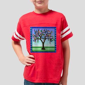 Holiday_tree Youth Football Shirt